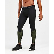 Mens 2XU Accel Compression with Storage Compression Tights