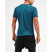 Mens 2XU XVENT Tee Short Sleeve Technical Tops