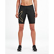 Womens 2XU MCS Run Compression and Fitted Shorts
