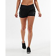 Womens 2XU XVENT Layer Lined Shorts