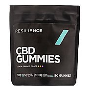 Resilience CBD Gummies 100 mg CBD 10 Pack Chews