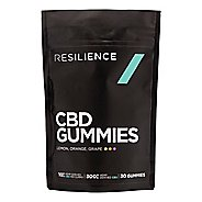 Resilience CBD Gummies 300 mg CBD 30 Pack Chews