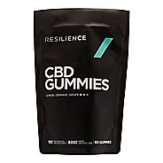 Resilience CBD Gummies 600 mg CBD 60 Pack Chews