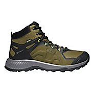 Mens Keen Explore Mid Waterproof Hiking Shoe
