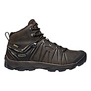 Mens Keen Venture Mid Leather Waterproof Hiking Shoe