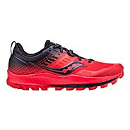 Mens Saucony Peregrine 10 ST Trail Running Shoe