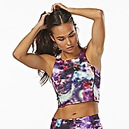 Womens Korsa Performer Crop Top Sports Bra