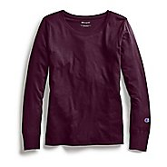 Womens Champion Classic Long Sleeve Technical Tops
