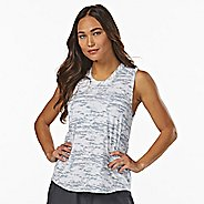 Womens Korsa Tempo Sleeveless & Tank Technical Tops