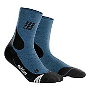 Womens CEP Dynamic+ Outdoor Merino Mid-Cut Socks 3 Pack