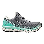 Womens Mizuno Wave Sky 4 Waveknit Running Shoe