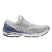 Womens Mizuno Wave Rider 24 Waveknit Running Shoe