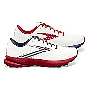 Womens Brooks Run USA Launch 7 Running Shoe