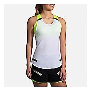Womens Brooks Carbonite Sleeveless & Tank Technical Tops