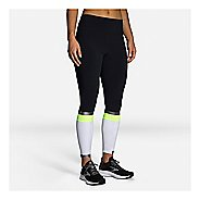 Womens Brooks Carbonite 7/8 Tights & Leggings