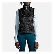Womens Brooks Shield Hybrid Vests