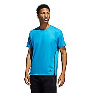 Mens Adidas Freelift Primeblue Tee Short Sleeve Technical Tops
