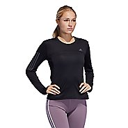 Womens Adidas Own The Run Tee Long Sleeve Technical Tops