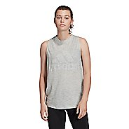 Womens Adidas Winners Sleeveless Tank Technical Tops