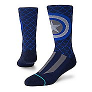 Stance Captain Athletic Crew Socks