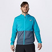 Mens New Balance Impact Run Light Pack Running Jackets