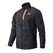 Mens New Balance Reflective Impact Run Winter Running Jackets