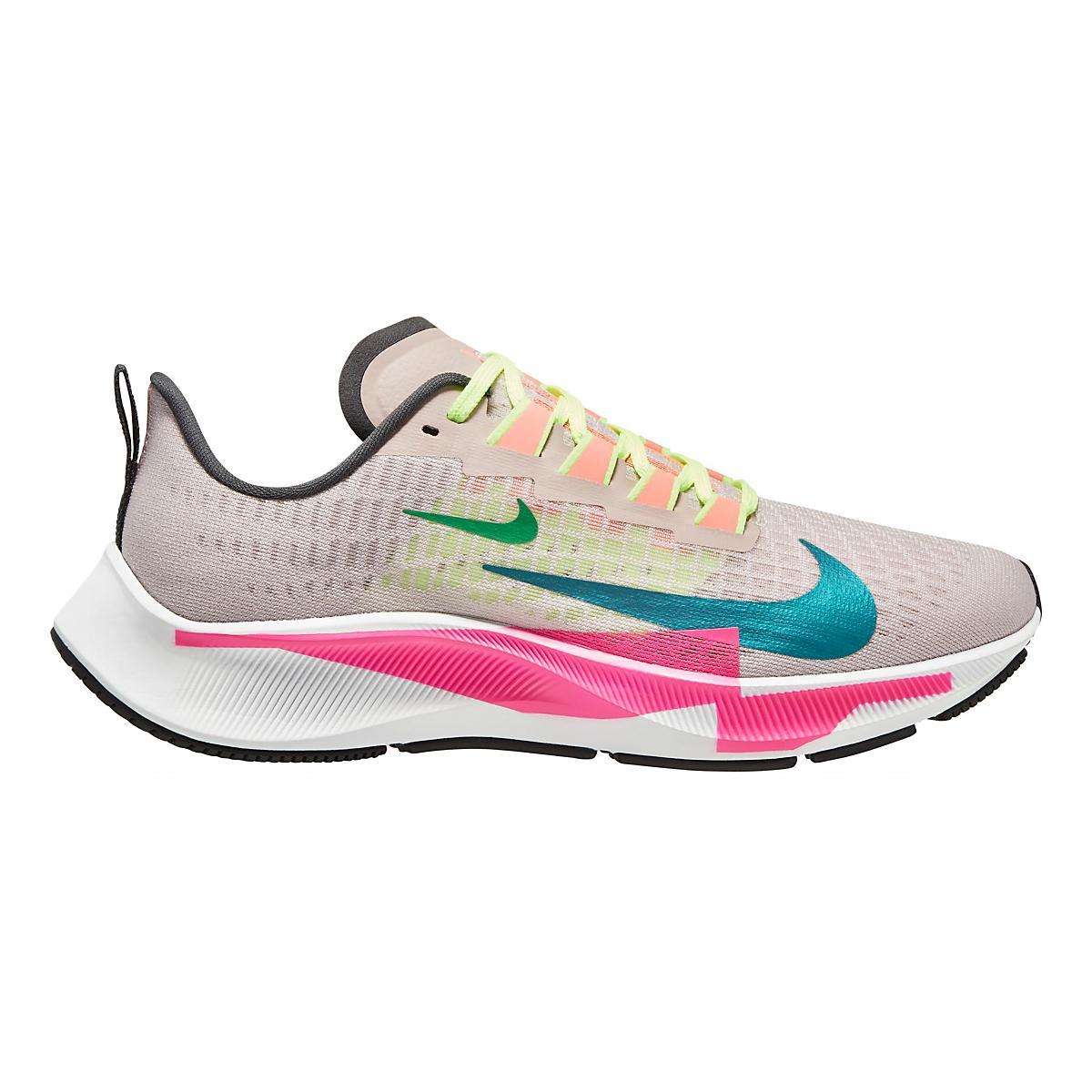 womens nike air zoom pegasus 37 premium running shoe at road runner sports road runner sports