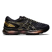 Mens ASICS GEL-Nimbus 22 Platinum Running Shoe