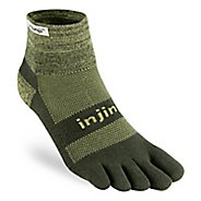 Injinji TRAIL Midweight Mini-Crew CoolMax Socks
