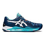 Mens ASICS GEL-Resolution 8 Clay Court Shoe