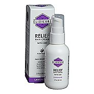 Elixicure 200 2oz Pain Relief Cream Pump with CBD (200mg) Skin Care