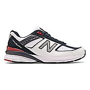 Mens New Balance 990v5 Team Red Running Shoe