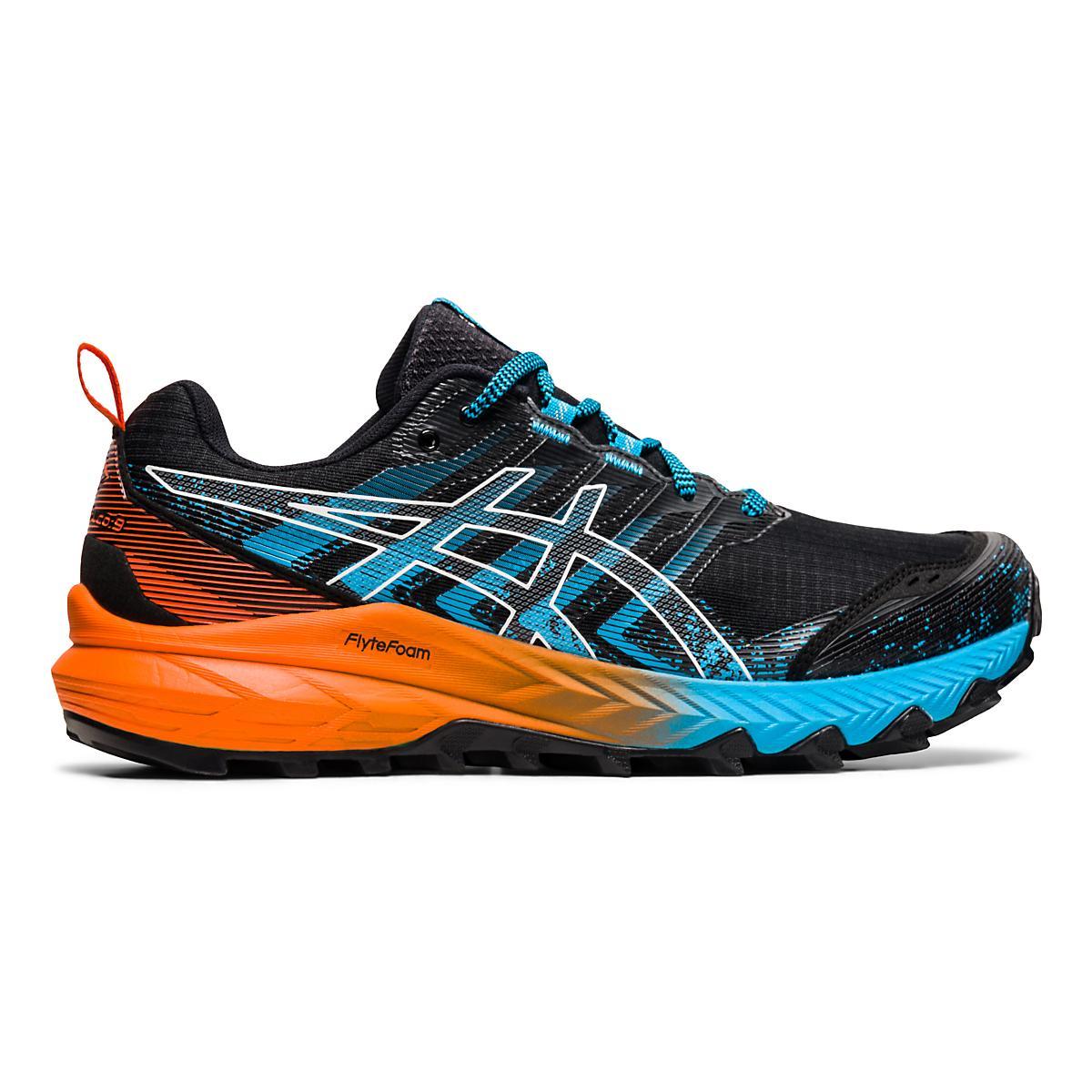 Mens ASICS GEL-Trabuco 9 Trail Running Shoe at Fitforhealth