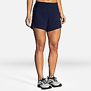 "Womens Brooks Chaser 5"" Shorts"
