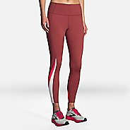 Womens Brooks Method 7/8 Tights