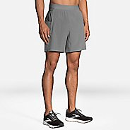 "Mens Brooks Sherpa 7"" 2-in-1 Shorts"