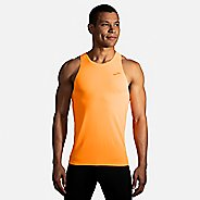 Mens Brooks Atmosphere Singlet Tanks Technical Tops
