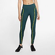 Womens Nike One Luxe Icon Clash Tights