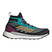 Mens Adidas Terrex Free Hiker Blue Trail Running Shoe