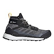 Mens Adidas Terrex Free Hiker Parley Hiking Shoe