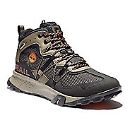 Mens Timberland Garrison Trail Mid Fabric WP Hiking Shoe