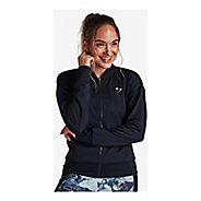 Womens Beachbody Fusion Mesh Bomber Running Jackets