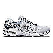 Womens ASICS GEL-Kayano 27 Platinum Running Shoe