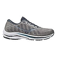 Mens Mizuno Wave Rider 25 Waveknit Running Shoe