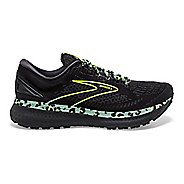 Womens Brooks Electric Cheetah Glycerin 19 Running Shoe