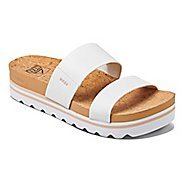 Womens Reef Cushion Vista Hi Sandals Shoe