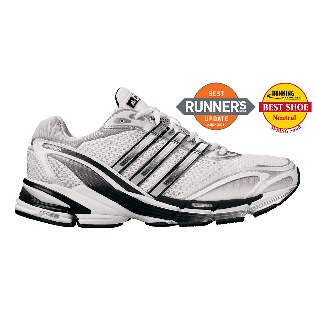 9c960c816219f Mens adidas Supernova Cushion 7 Running Shoe at Road Runner Sports