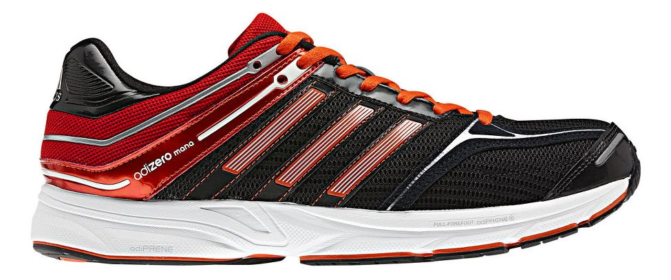 7289b74cd8d45 Mens adidas adiZero Mana 6 Racing Shoe at Road Runner Sports