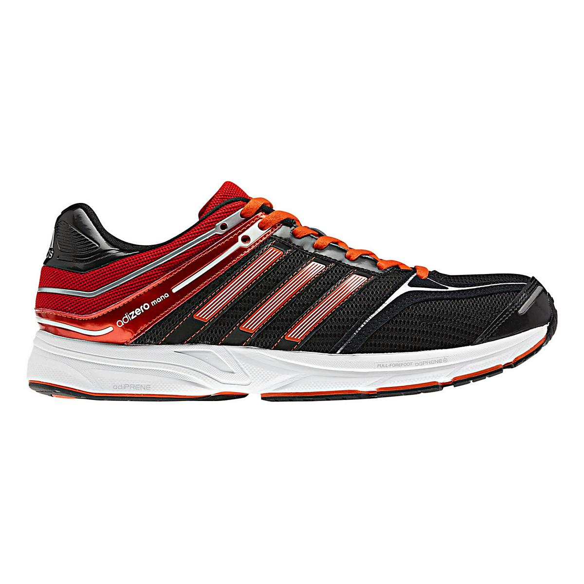 ee778e508a2 Mens adidas adiZero Mana 6 Racing Shoe at Road Runner Sports