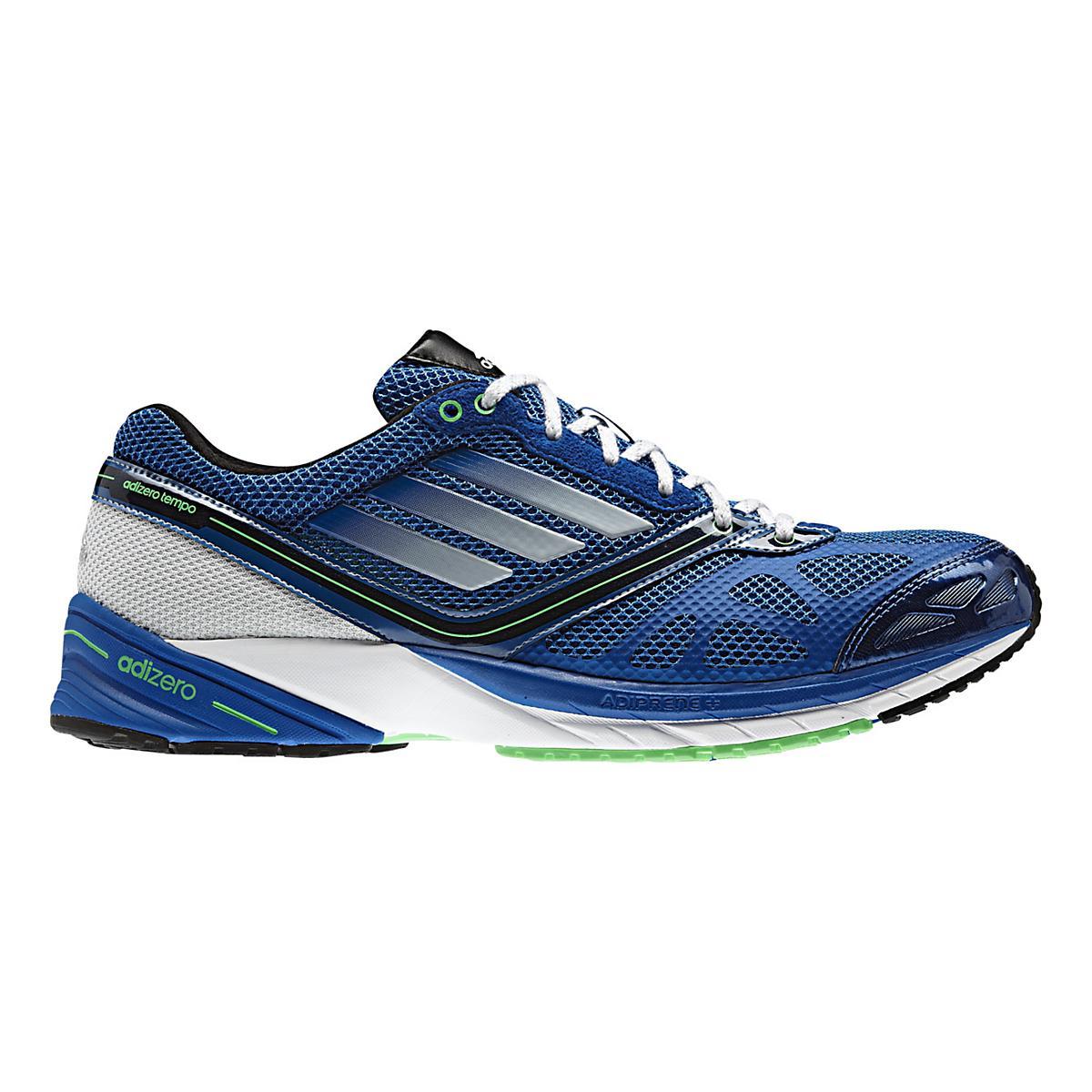 5be6312052f Mens adidas adizero Tempo 5 Running Shoe at Road Runner Sports